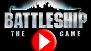 Battleship the Official HD video game of the movie - PS3 X360 DS Wii