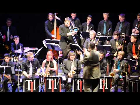 Flaming Sword - TJI Ellington Big Band