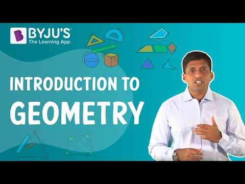 Class 6-10 - An Introduction to Geometry