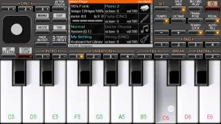 Valo Achi Valo Theko Mobile piano