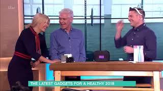 Modius trên chương trình This Morning show của ITV