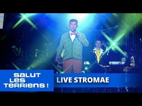 Stromae en live ! - Salut les Terriens