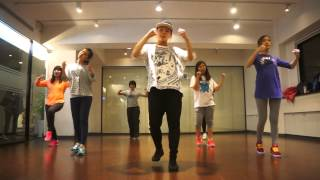 2NE1 - COME BACK HOME dance cover 4_jimmy dance 姿儀老師