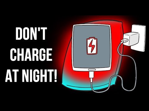 Wendy - STOP Charging Your Phone At Night And Here's Why