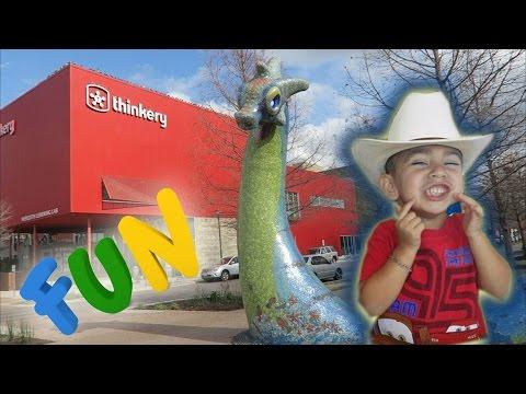 THINKERY CHILDREN'S MUSEUM Austin Texas Family Fun Indoor Play Area Children Activities & Kids Toys