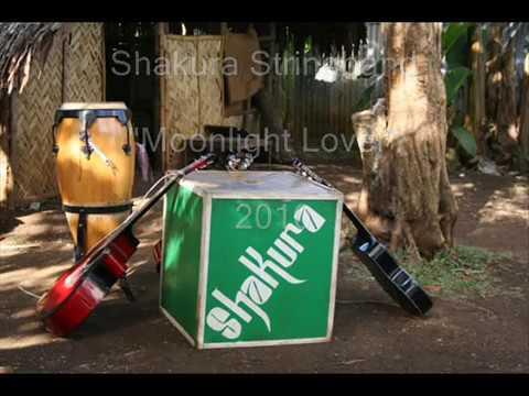 Shakura   Moonlight Lover  Vanuatu contemporary stringband
