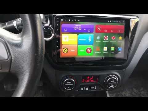 Отзывы автомагнитола Redpower DSP VS Pioneer в Kia Rio поканальное подключение