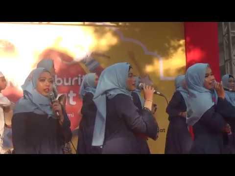 Al Khoiriyah - Lomba Rebana Ngabuburit Kuat 2019