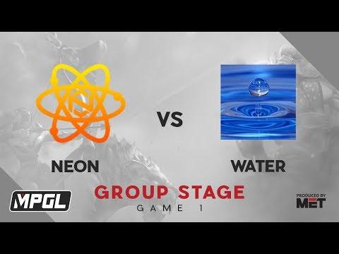 Water vs Neon Atomic vod