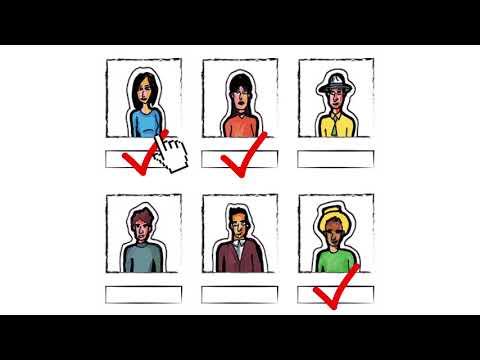Voto Electrónico - Elecciones Jardín Azuayo