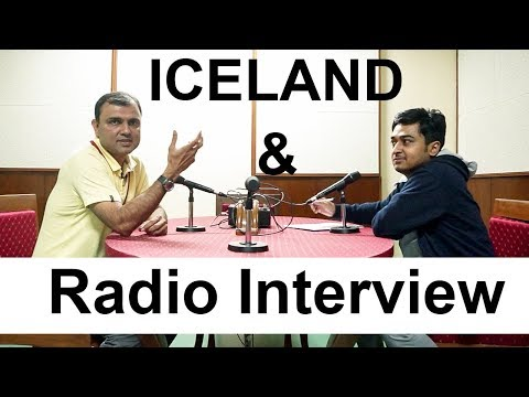 Vlog iceland AIR radio intro