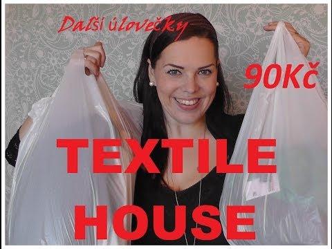 Další sekáčové úlovky z Textile House ;-)