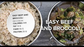 GoodLife FoodLife: Easy Beef And Broccoli