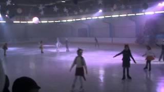 Одесса, Льдинка, Новогоднее предсталение 2015, Танец зверей
