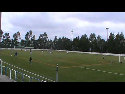 Alqueidão da Serra 7 X Atlético Clube Marinhense 1 (1ªParte)
