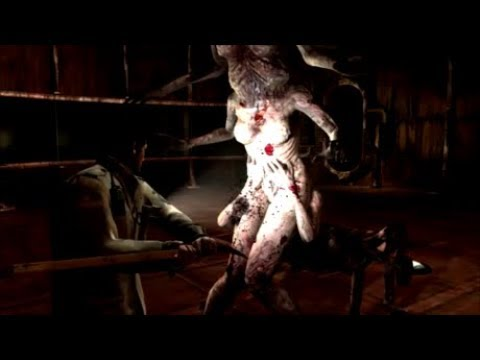 Silent Hill: Homecoming Part 18 Boss: Asphyxia |