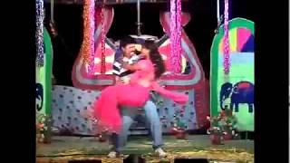 hot telugu sexy girl latest recording dance.part-2