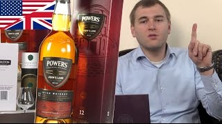 Whiskey Review/Tasting: Powers 12 years John's Lane