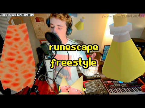 MENTAL HEALTH - Runescape Live Rap Remix