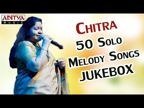 Chitra Top 50 Solo Melodies II 4 Hrs Jukebox