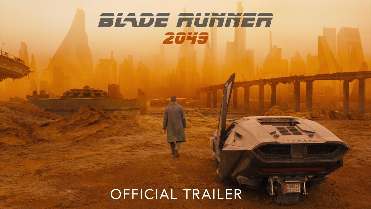 blade runner 2049 trailer espanol