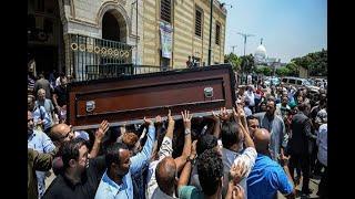 لحظات مؤثرة في يوم وداع سمير غانم !! شقيقه يبكي الحضور برسالته وانهيار يسرا على فراقه!