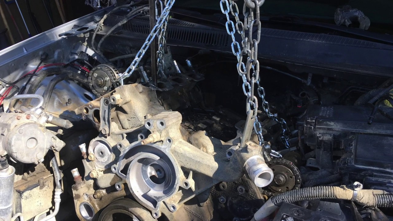 2006 jeep grand cherokee wk 3 7 engine replacement [ 1280 x 720 Pixel ]