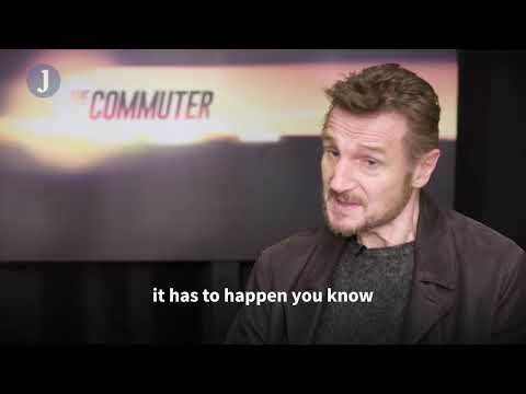 The Commuter star Liam Neeson on his fears around Brexit and Northern Ireland