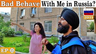 How Russian People Treat Indian Tourist|Punjabi travel Vlog|indian in Russia Vlog