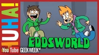 EddsWorld | Heroes of Animation with Bing | YouTube Geek Week