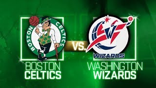 WIZARDS vs CELTICS - Christmas Day: Get READY!