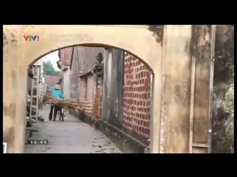 Tự hào làng cổ Mông Phụ (Đường Lâm, TX Sơn Tây)