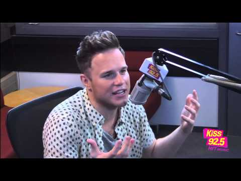 Olly Murs Discusses His Family | Interview PART 2 | KiSS 92.5
