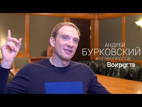 Андрей БУРКОВСКИЙ / Интервью ВОКРУГ ТВ