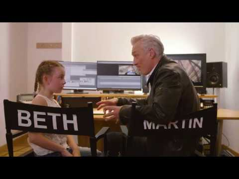 Holiday movie making tips with Martin Kemp and Beth Ward: Filters
