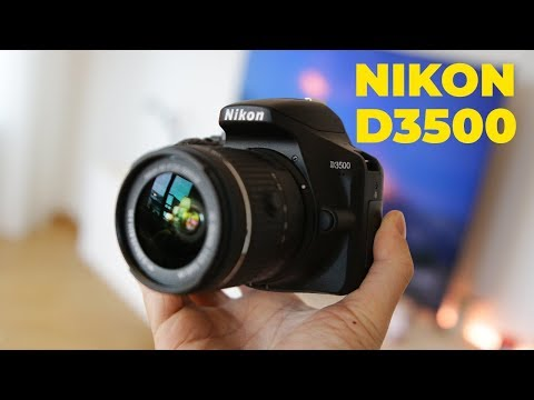 Unboxing The Brand New NIKON D3500 - Nikon's Cheapest DSLR