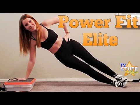 PowerFit Elite Review – 12 Exercises Demonstrated!!