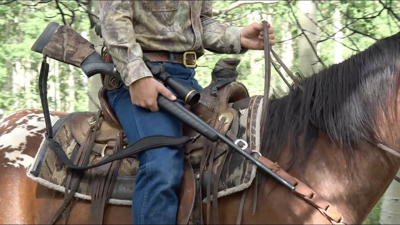 Make Scabbard Lever Action
