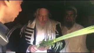 بالفيديو: صلوات دينية يهودية على أبواب الأقصى