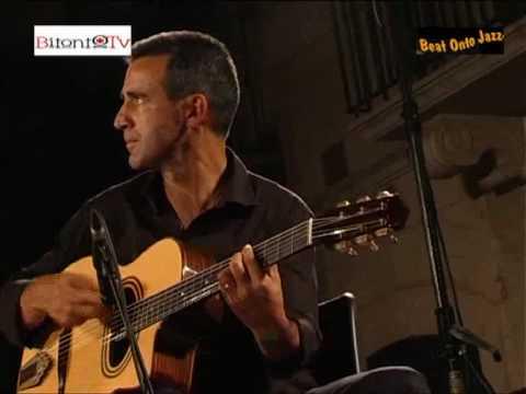 BITONTO JAZZ FESTIVAL 2010 - Intervista ad Alceste Ayroldi