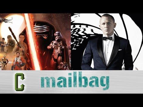 Collider Mail Bag - Should Chris Nolan Direct A Star Wars Trilogy or James Bond Trilogy?