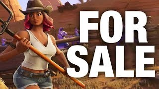 Selling my Fortnite account... It has Purple OG Skull Trooper and Black Knight! (read description)