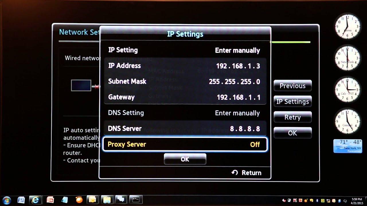 [9/11] Samsung SMART Signage Videowall Installation Guide - MDC