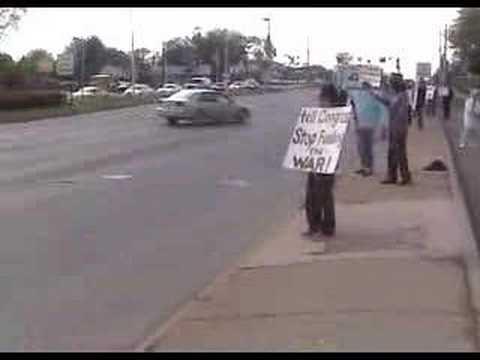 Iraq Moratorium Event
