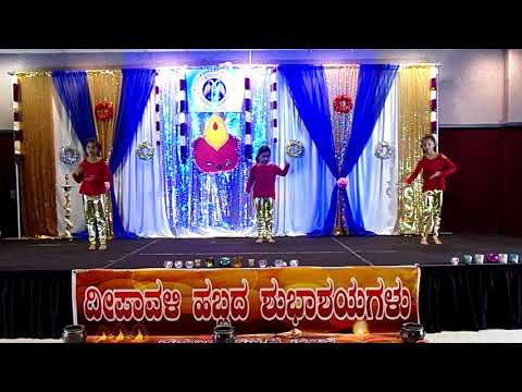 Group Dance choreographed Aramagiri subbalakshmi by Gowri Viswantha