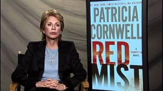 """Patricia Cornwell Talks """"Red Mist"""""""