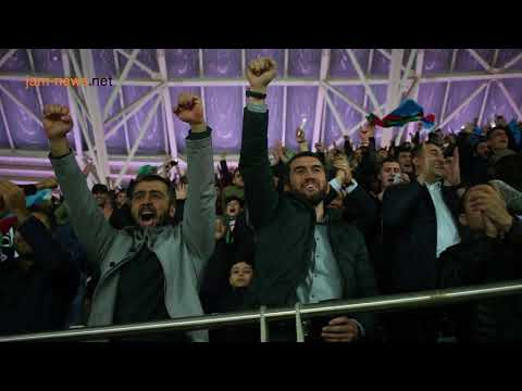 Karabakh wins, Azerbaijan, December 2017