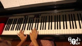 Beautiful Savior-Plantshakers 鋼琴教學by God's voice