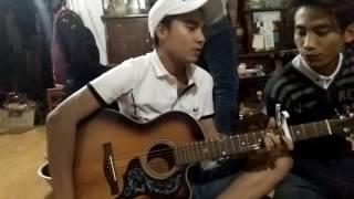 Em đã buông tay - Nguyễn Đình Vũ-guitar ( Hoàng Aucoustic)