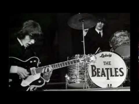 Ringo Starr's drumming